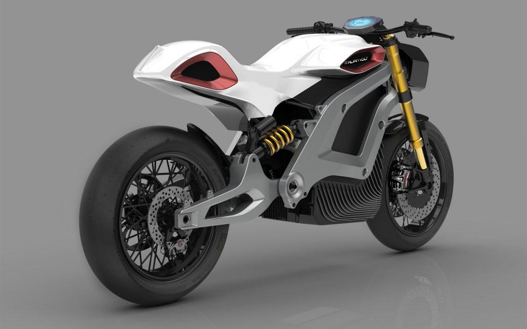 Las motos amigables con el medio ambiente