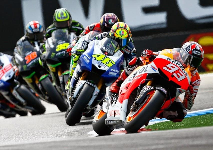 ¿Qué es el motociclismo de velocidad?